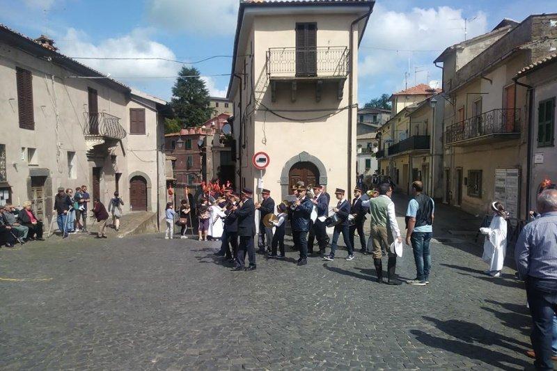 Festa agricola Sant'Isidoro a Latera-3