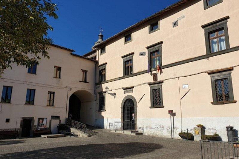 Palazzo Farnese Latera