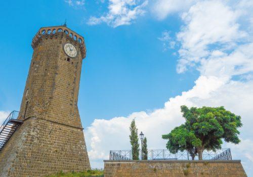 Torre dell'Orologio Marta